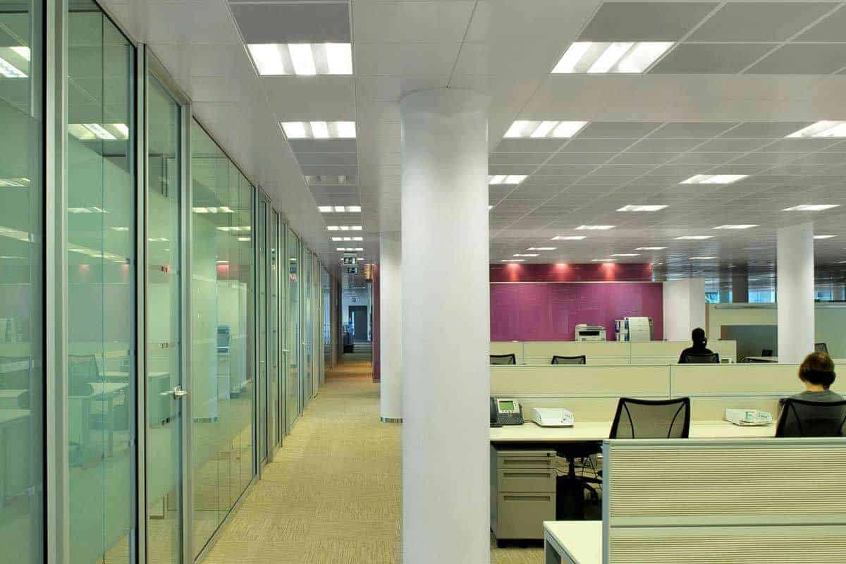 AIB-Bankcentre-corridor-and-workstations