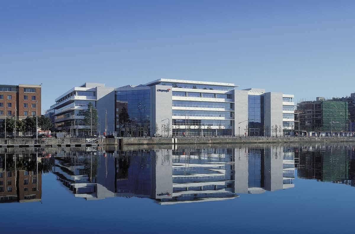 Citibank-Dublin-Headwuarters