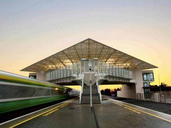 Adamstown Station Image courtesy of http://www.rte.ie/presspack/2012/11/19/21st-century-railways/