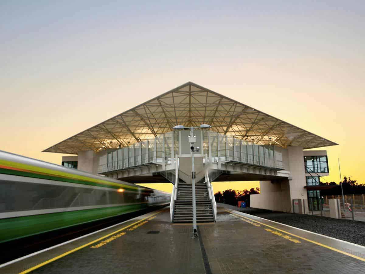 Adamstown-station