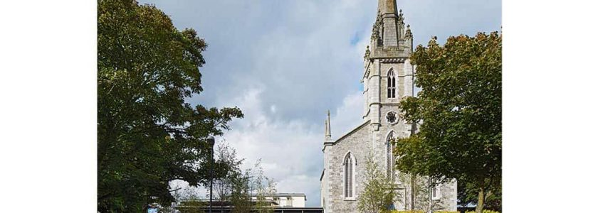 Malahide Parish Church - Images taken by Sean Harrington Architects and Denis Gilbert Photography